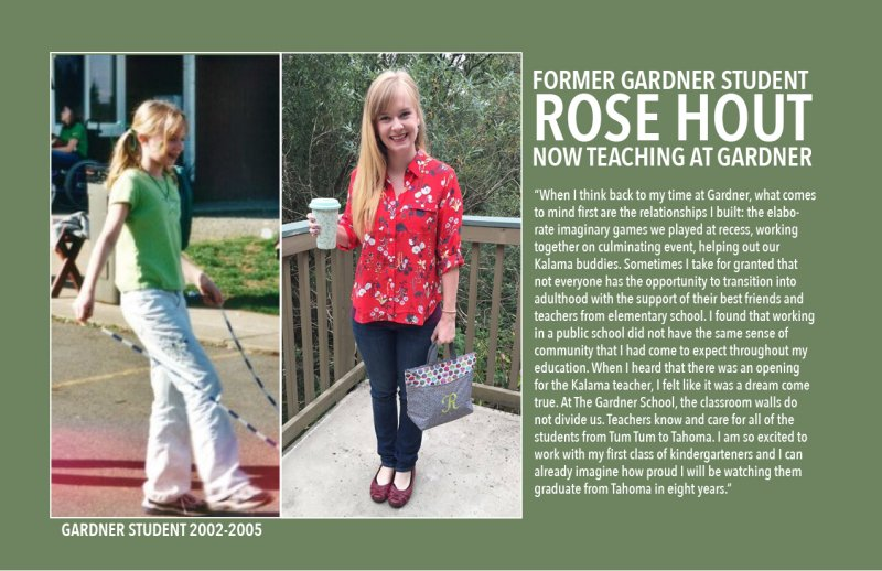 ROSE HOUT